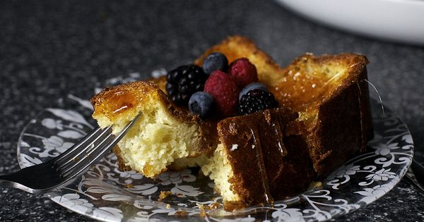 Creme Brulee French Toast by smittenkitchen French_Toast