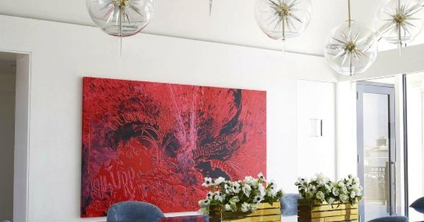Timothy haynes and kevin roberts edgy dining room best for Timothy haynes kevin roberts