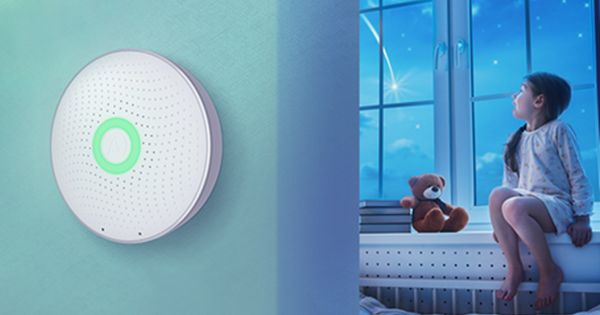 Airthings Wave Is The Most User Friendly Radon Detector On The Market Waves Marketing Digital