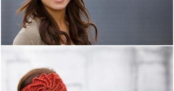 Crochet Ear Warmer Pattern. vanillajoy earwarmer crochet pattern. CAH