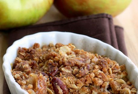The Perfect Apple Crisp Dessert health Dessert healthy Dessert| http://awesome-perfect-desserts.blogspot.com