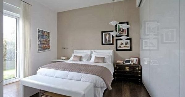 Dormitorios modernos solo dormitorios decoracion - Decoracion dormitorios pequenos matrimoniales ...