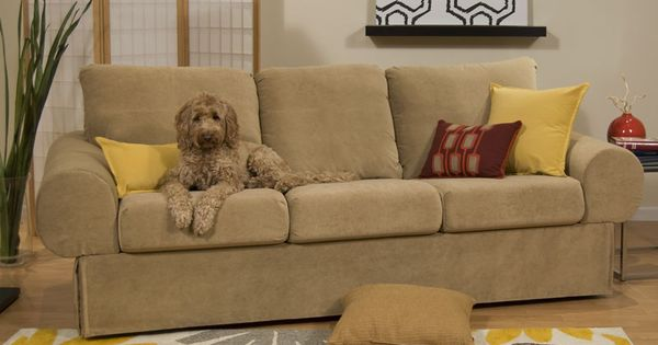 Furniture with pet friendly washable fabrics and - Pet friendly living room furniture ...