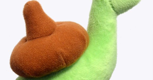 Sheldon the Tiny Dinosaur Plush from Panaran Studio Shop ...