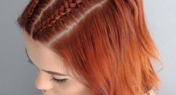50 Trendy Ways To Braid Short Hair Pigtail Braids Hair Style And Short Hair