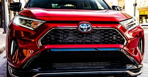 2021 Toyota Rav4 Prime Xse Best Premium Compact Suv Compact Suv Toyota Rav4 Rav4