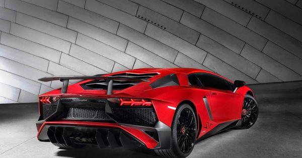 2015 Lamborghini Aventador Lp 750 4 Superveloce Static 4 1920x1200 Wallpaper Lamborghini Mobil Modifikasi Mobil