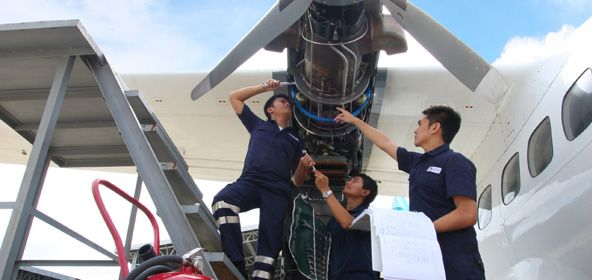 What Is Bs Aircraft Maintenance Technology