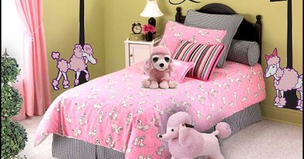 Beautiful french little girls rooms bedrooms french for Boudoir bedroom ideas decorating