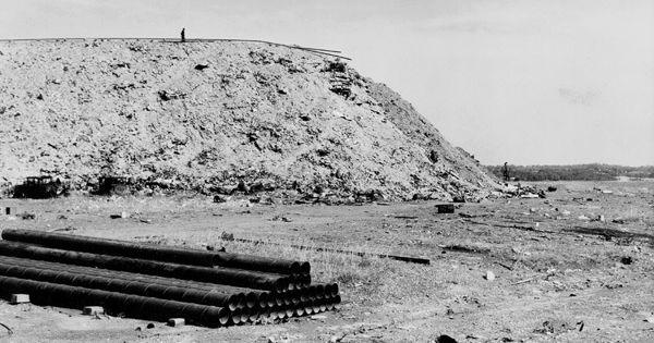 Valley Of Ashes (Corona Ash Dump)