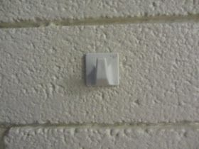How To Hang A Picture On A Brick Or Concrete Wall Concrete Wall Hanging Pictures