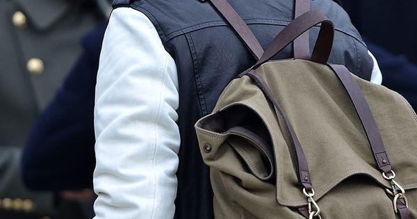 La semana de moda masculina y sus mejores looks de la calle.