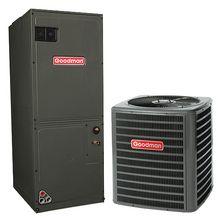 Goodman Gsz140181 Aruf25b14 1 5 Ton 14 Seer Heat Pump Air Conditioner System Heat Pump Air Conditioner Heat Pump System Heat Pump