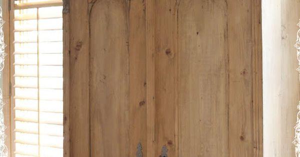 Pin van alicia breining op cottage pinterest thuis meubels en slaapkamer - Meubels keukenraam ...