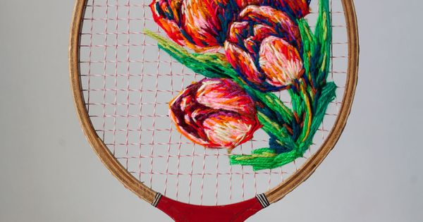20 Artists Who Took Embroidery To The Next Level  Rackets