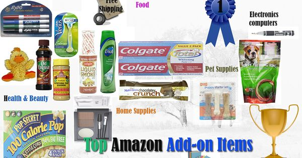 the most detailed list of the top selling amazon add on items on the internet. Black Bedroom Furniture Sets. Home Design Ideas
