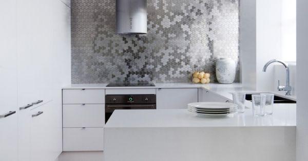 küchenwandgestaltung ideen Karim Rashid ALLOY Ubiquity fliesen - küche spritzschutz wand