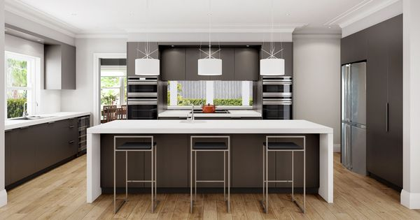 Contemporary Kitchen Designs From Sydney 39 S Top Studio Satin The O 39 Jays And Kitchen Designs