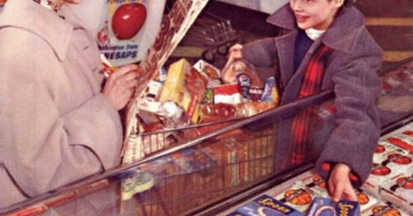 supermarket essay