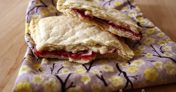 Homemade pop tarts. 'Nuff said. | Sweets for my Sweets | Pinterest ...