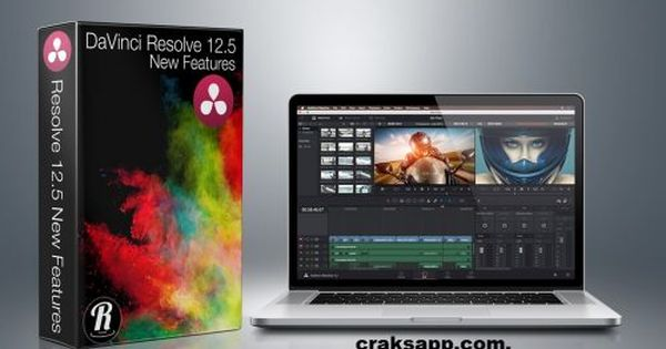 Davinci resolve studio 12 5 crack plus serial key 2017 - Davinci resolve lite free download for windows ...