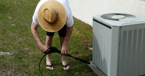 Diy Projects How To Clean Your Air Conditioner Yourself Pin Now