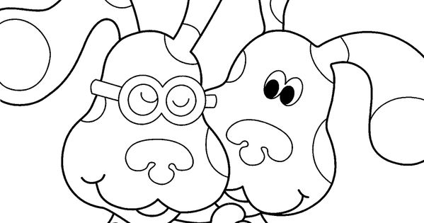 Nick Jr Coloring Pages 6 Coloring