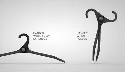 15 Cool Coat Hangers And Modern Clothes Hanger Designs Hanger