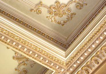 Intricate Crown Moulding Crownmolding Crownmoulding Crown