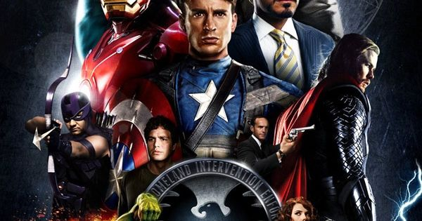 The Avengers (2012) This Is One Kickass Movie!