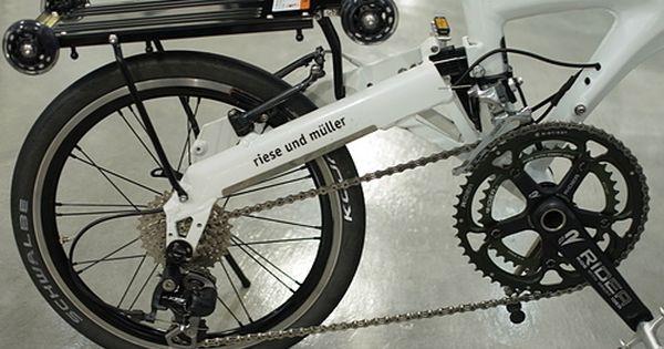 Birdy Certified Rear Rack Easy Wheels Multi S