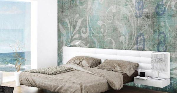 Schöner Wohnen Tapete Concrete : Aqua on Pinterest