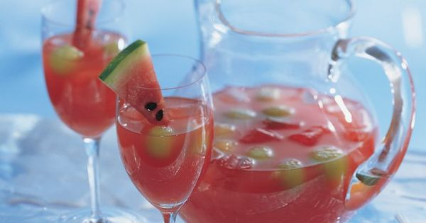 summer lemonade (watermelon lemonade)