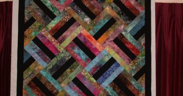masculine quilts Dragon Eyes Lap Quilt - Quilters Club of America Quilts Pinterest ...