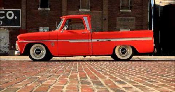 1964 C10 Chevy Shop Hot Rat Rod Truck Patina Air Ride
