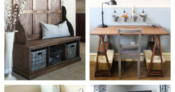 Lots of Great Handmade Furniture – 41 DIY Furniture Projects – DIY