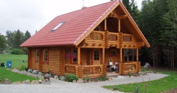 Modular Homes Finestam Log Cabins Modular