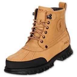 Men's Polo Ralph Lauren Burson Boots