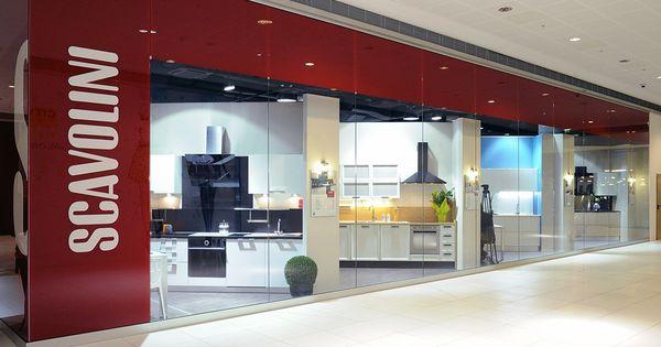 Cucine Scavolini cucine scavolini merate : Scavolini Store Split. The showroom is wonderfully located inside ...