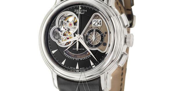 Zenith ChronoMaster Open Grande Date Men's Automatic Watch 03-0240-4039-21-C495 $8,320.00
