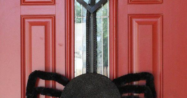 Halloween Door contest