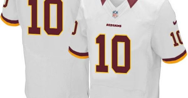 The officially licensed Nike NFL Elite Mens Washington Redskins White 10  Robert Griffin Arizona Cardinals Nfl Womens Game Jersey Larry Fitzgerald  Football ... eedc13b55