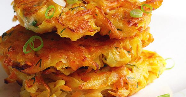 sweet potato latkes (gluten free)