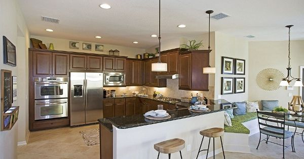 Texas Decor Rearranging The Tops Of My Kitchen Cabinets: Dark Kitchen Cabinet Make This Kitchen By Taylor Morrison