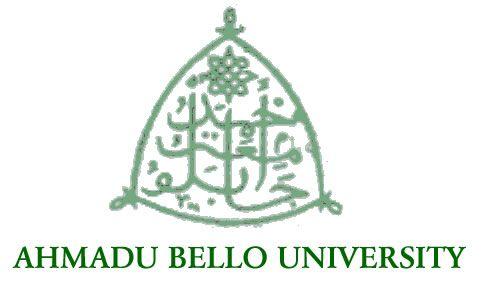 Ahmadu Bello University Zaria 2017 2018 Orientation Schedule For