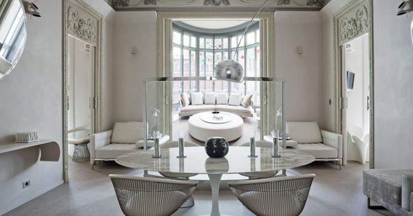 el palauet living barcelona (barcelona, spain) - #jetsetter, Innenarchitektur ideen