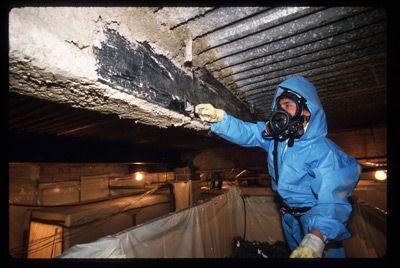 How Asbestos Works Asbestos Asbestos Removal Hobbies For Men