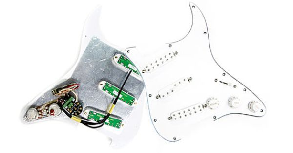 Seymour Duncan Everything Axe Prewired Pickguard With Liberator For Fender Strat 800315037414 Ebay Pickguard Seymour Duncan Fender Strat