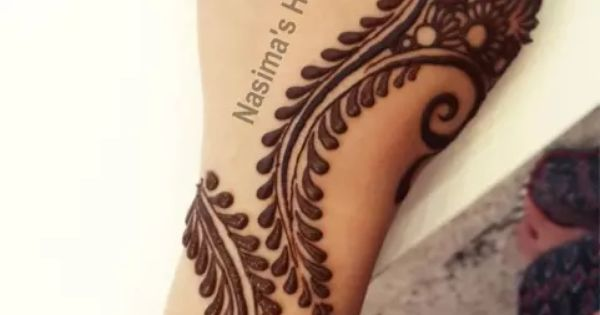 Mehndi Decoration Quote : This is so bold on we heart it quotes