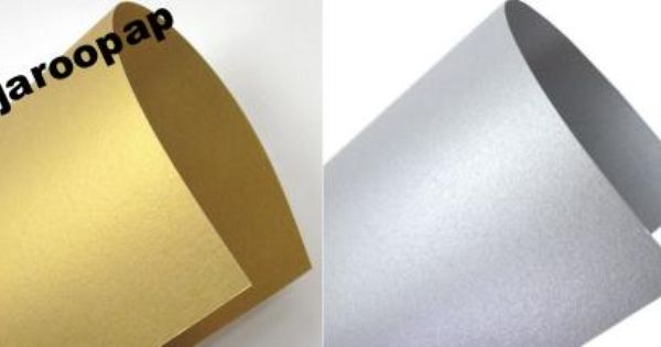 Najgrubszy Brystol Zloty I Srebrny Format B 3 4957841497 Oficjalne Archiwum Allegro Items Supplies